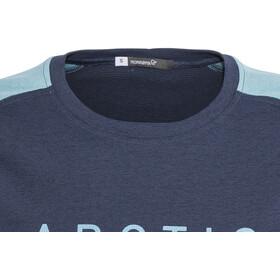 Norrøna Fjørå Equaliser Lightweight Long Sleeve Shirt Women Indigo Night/Trick Blue